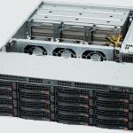 LJ-2328 Storage JBOD Top Angle view