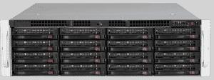 LJ-2328 storage jbod front view