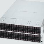 LJ-2488 Storage JBOD Front Angled View