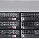 LN2212 NAS Storage Server Front View
