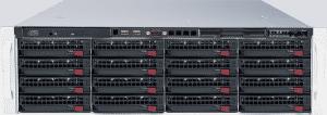 RN2316 NAS Storage Server Front View