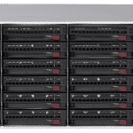 RN2424 NAS Storage Server front view
