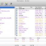 cluStore Pool Explorer (MAC)