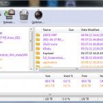 cluStore Pool Explorer (Windows)